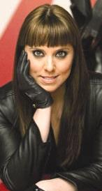 Melanie C's new look