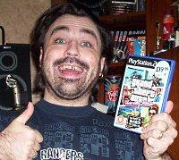 Yay! GTA:VCS on PS2!