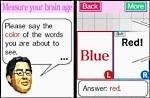 Brain Training Stroop Test