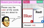 Brain Training Stroop Test