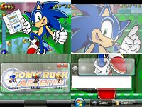 Click to download a Sonic Adventures skin