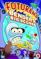 Bender's Big Score DVD