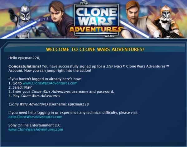 CloneWarsAdventures