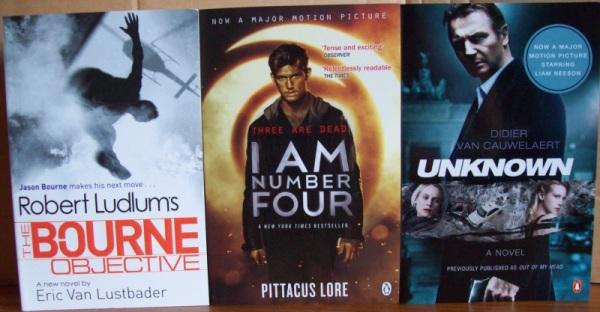 Movie books