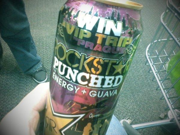 Rockstar Punch Guava