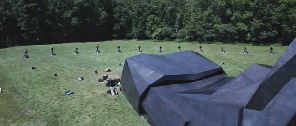 The Hunger Games Start