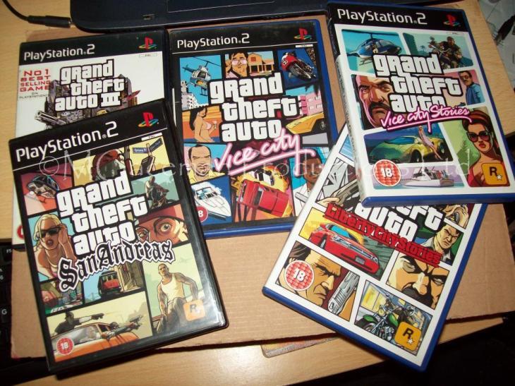 GTA Collection