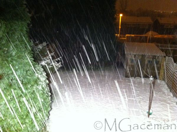 snow in Feb