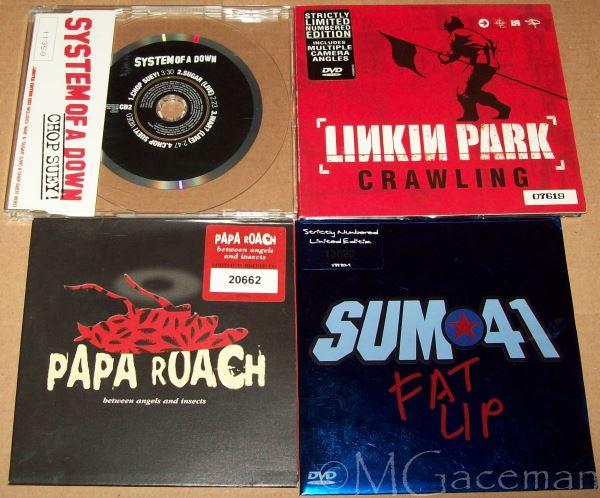 LE CDs
