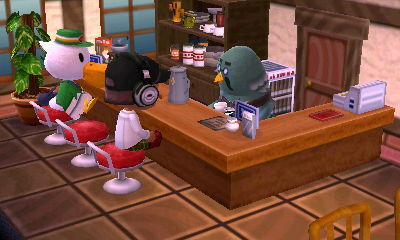 ACNL Coffee Shop