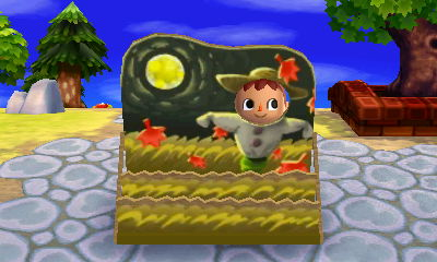ACNL Autumn Moon